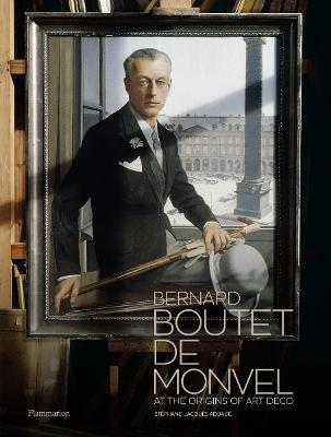 Bernard Boutet de Monvel by Stephane Jacques Addade
