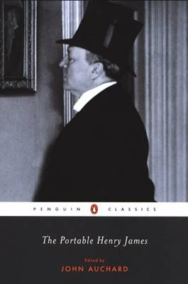 Portable Henry James book
