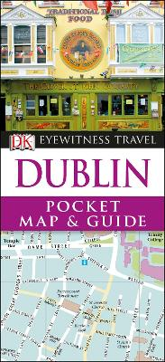 Dublin Pocket Map and Guide by DK Travel