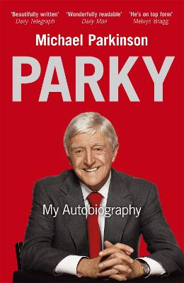 Parky - My Autobiography book