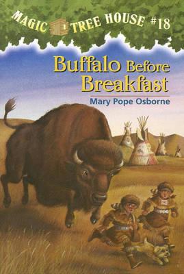 Buffalo Before Breakfast by Mary Pope Osborne
