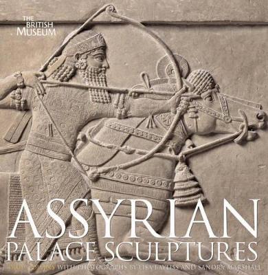 Assyrian Palace Sculptures book