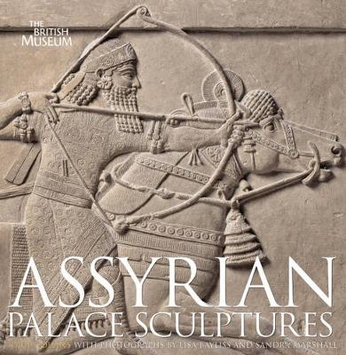 Assyrian Palace Sculptures by Paul Collins