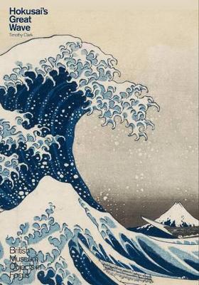 Hokusai's Great Wave book