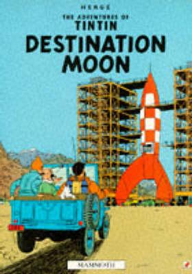 Destination Moon by Herge