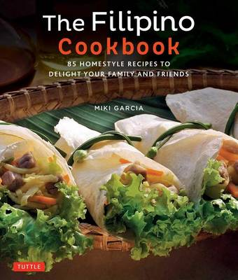 Filipino Cookbook book