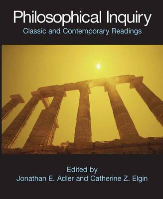 Philosophical Inquiry by Catherine Z. Elgin