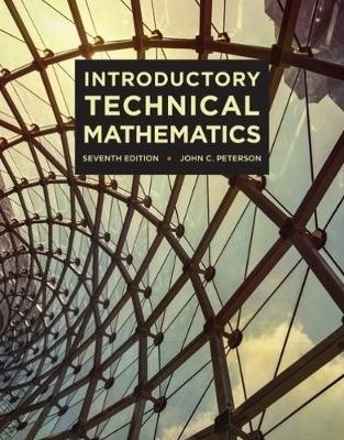 Introductory Technical Mathematics by Robert Smith