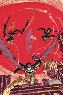 Batman Night of the Monster Men HC by Tom King
