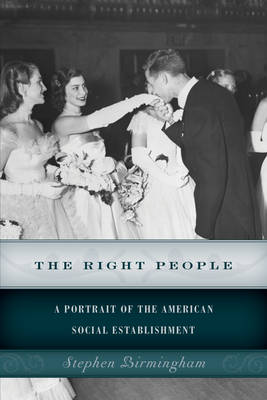 Right People book