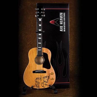 "John Lennon ""give Peace a Chance"" Acoustic Guitar Model by John Lennon"