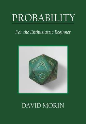 Probability by David Morin