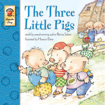 Three Little Pigs by Seibert, Patricia
