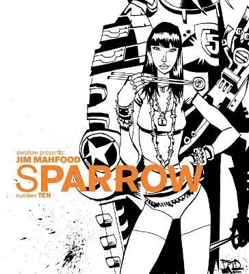 Sparrow by Ashley Wood