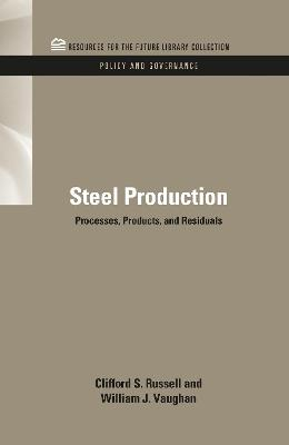 Steel Production book