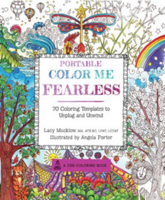 Portable Color Me Fearless by Lacy Mucklow