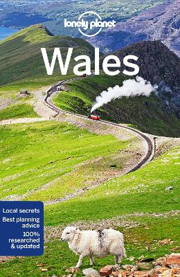 Lonely Planet Wales book