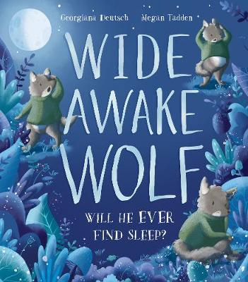 Wide Awake Wolf book