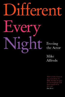 Different Every Night book