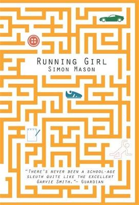 Running Girl by Simon Mason