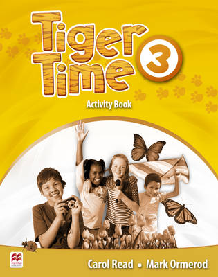 Tiger Time Level 3 Activity Book by Carol Read