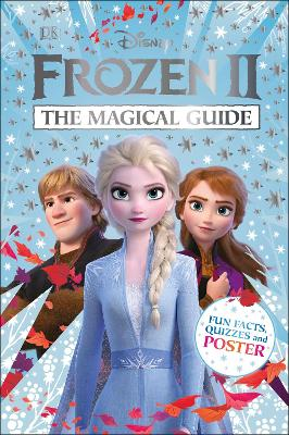 Disney Frozen 2 The Magical Guide: Includes Poster book