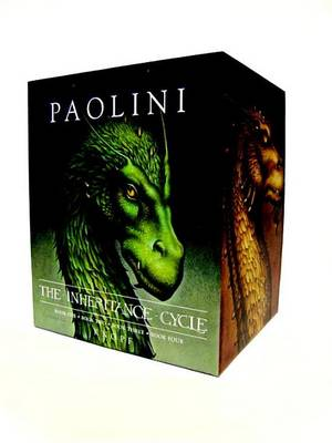 Inheritance Cycle Boxed Set book