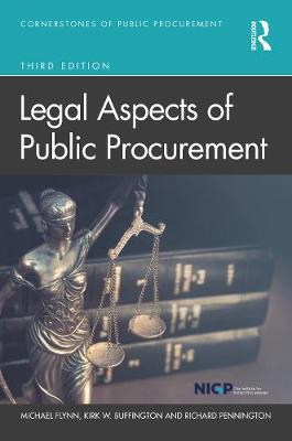Legal Aspects of Public Procurement by Michael Flynn