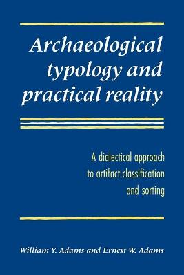 Archaeological Typology and Practical Reality book
