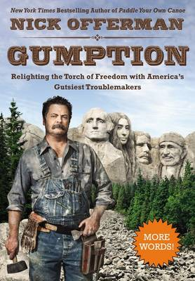 Gumption by Nick Offerman