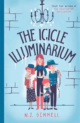 Icicle Illuminarium by N.J. Gemmell