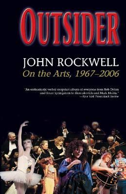 Outsider by Jon Rockwell