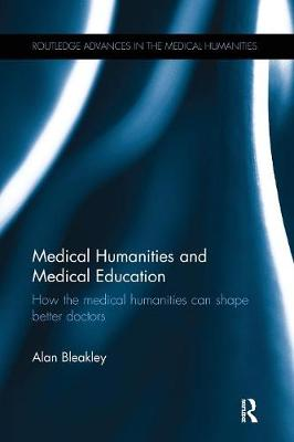 Medical Humanities and Medical Education book