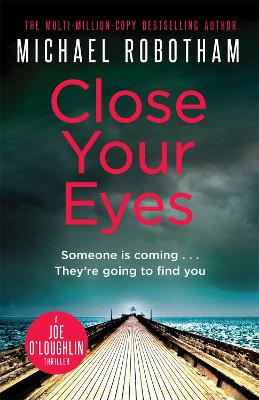 Close Your Eyes book
