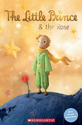 Little Prince and The Rose book