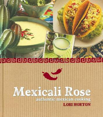 Mexicali Rose book