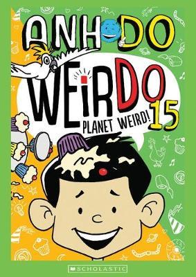 Planet Weird! #15 book