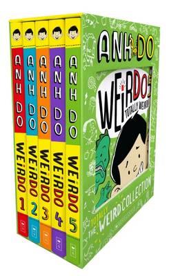 WeirDo: Totally Weird Collection (#1-5) by Anh Do