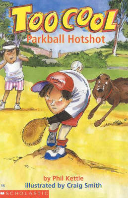 Toocool Parkball Hotshot by Phil Kettle