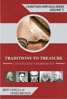Traditions to Treasure by James Brown