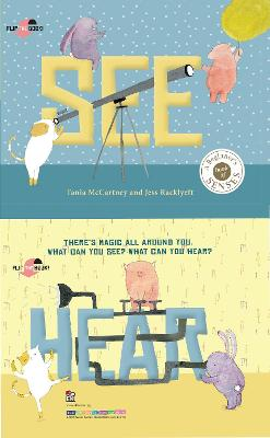 See Hear by Jess Racklyeft