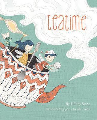 Teatime by Tiffany Stone