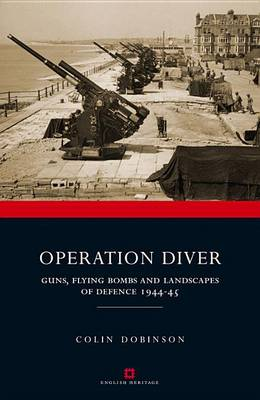 Operation Diver book