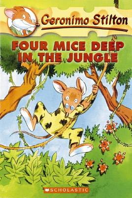 Four Mice Deep in the Jungle book