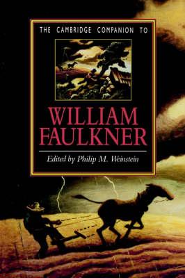 Cambridge Companion to William Faulkner book