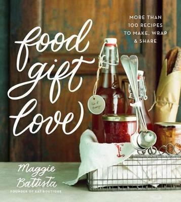 Food Gift Love book