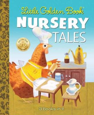 Little Golden Book Nursery Tales book