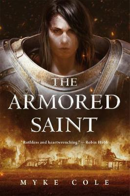 Armored Saint book