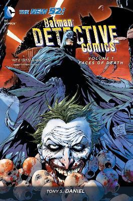 Batman Detective Comics by Tony S. Daniel