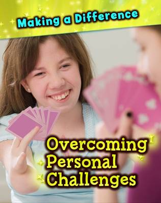 Overcoming Personal Challenges by Vic Parker
